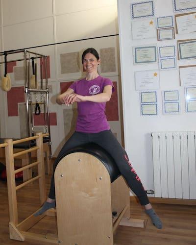 pilates corsi individuali stefania