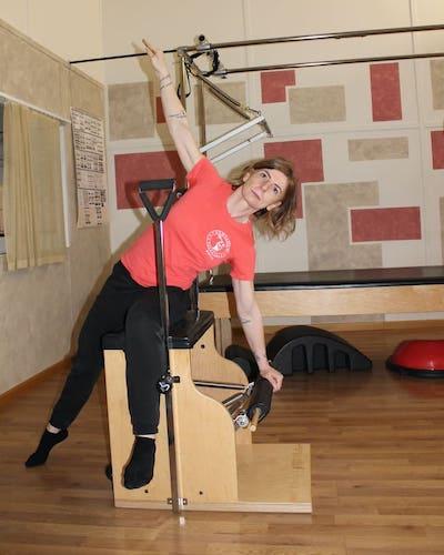 pilates macchine stefania