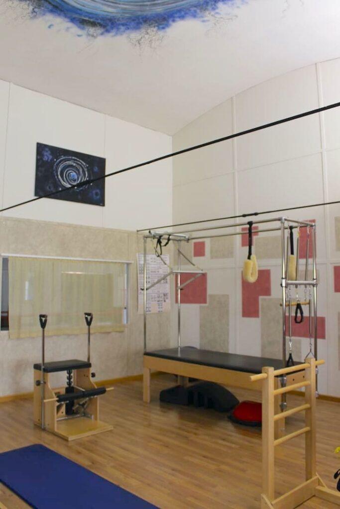 studio pilates interno